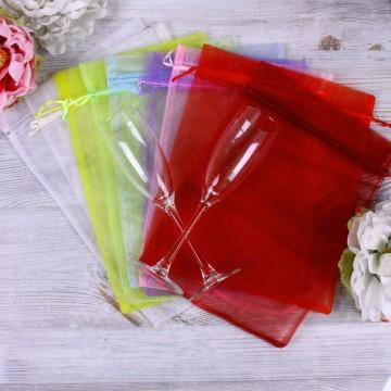 Мешочки для битья бокалов на свадьбу своими руками 55
