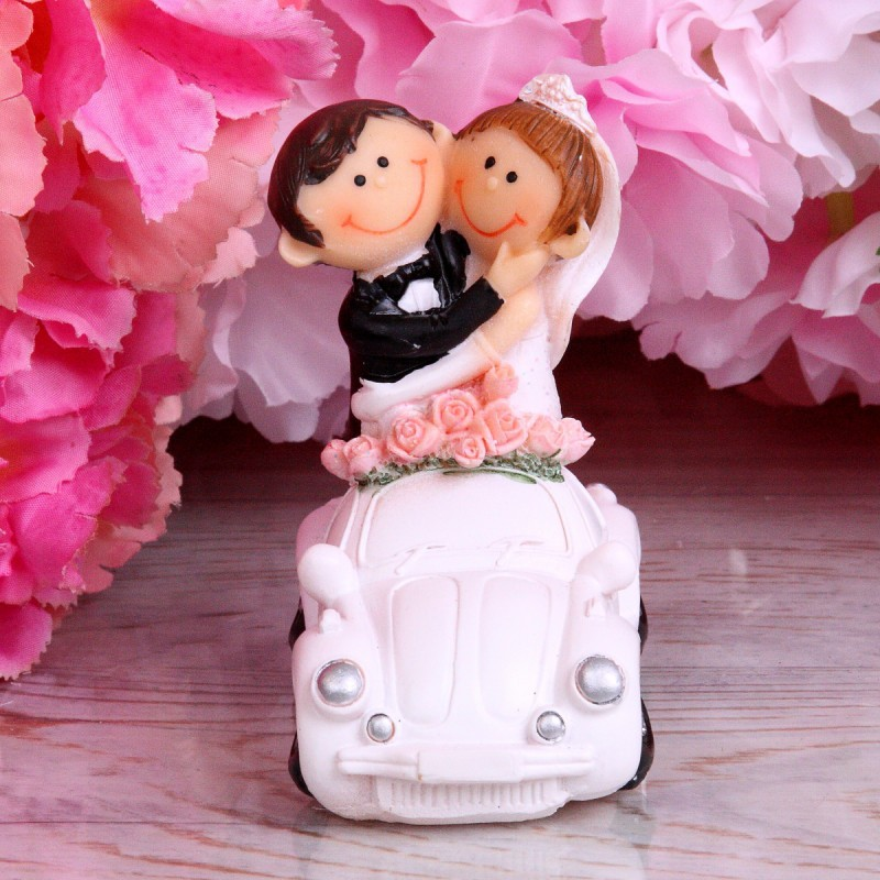 Фигурка «Just married на машине»