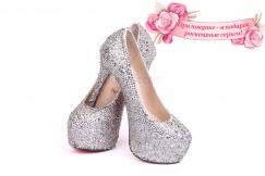 Купить Свадебные Туфли В Москве