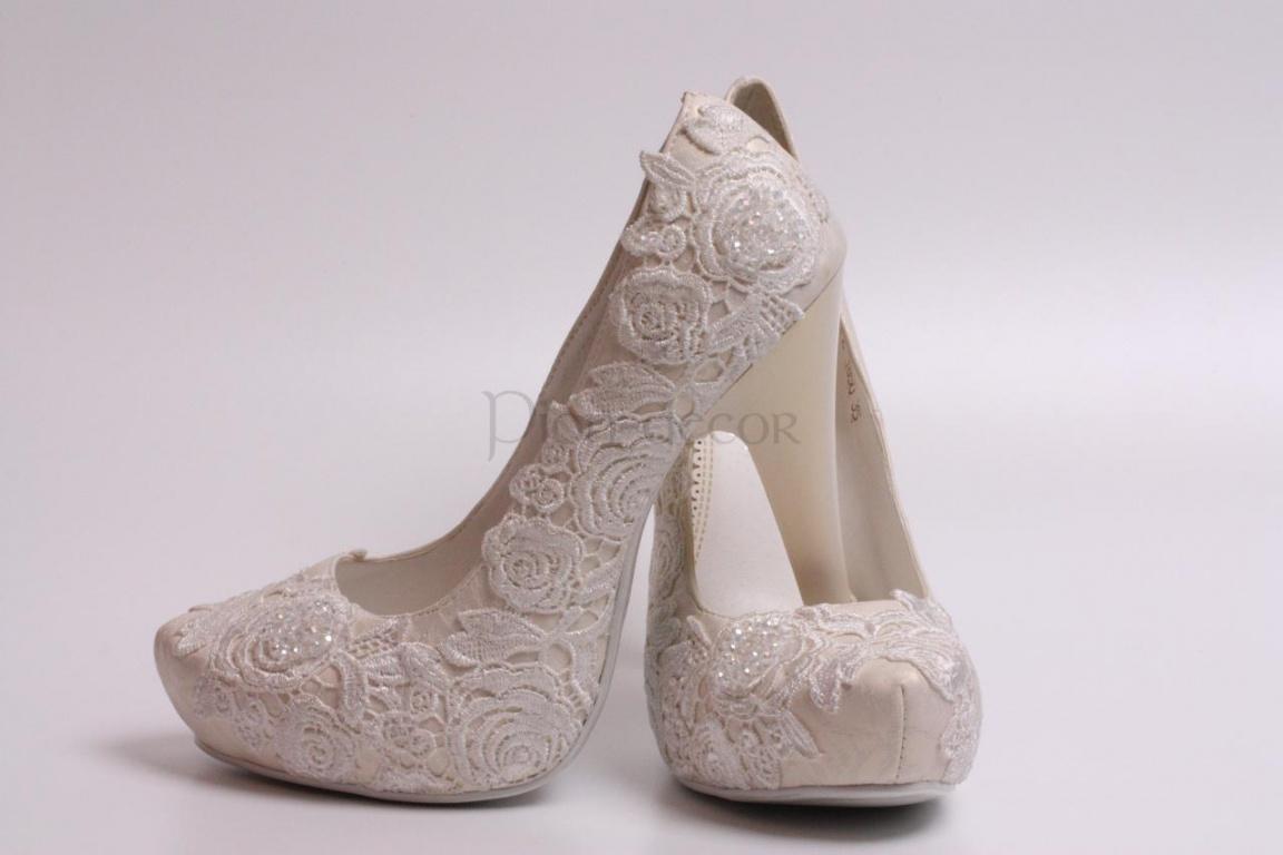 Свадебные туфли, СПб