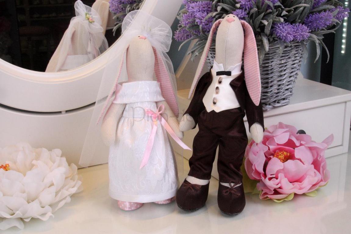 Тильды на свадьбу своими руками