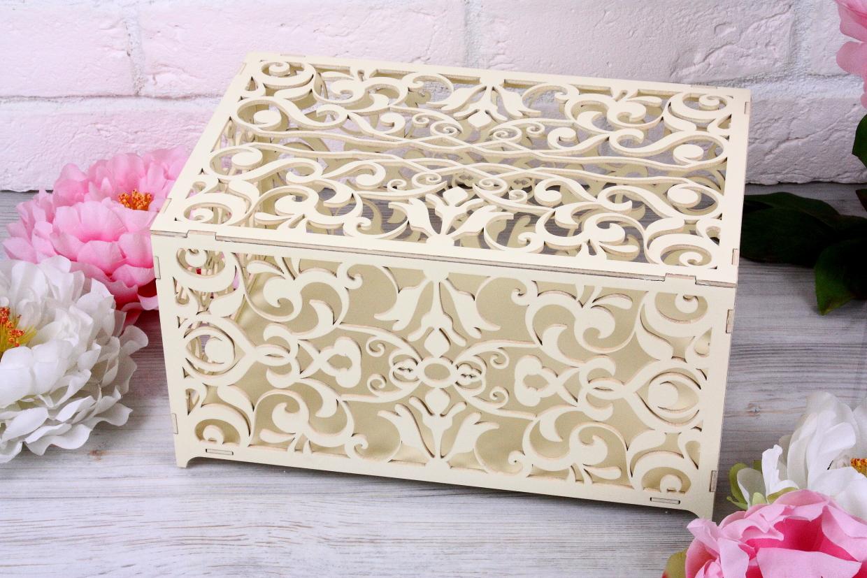 Ящик для свадебных подарков 5