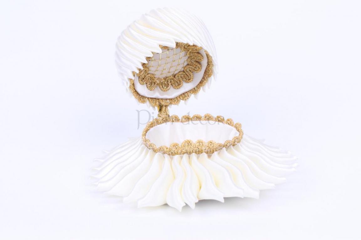 Свадебная кукла-шкатулка подставка для колец