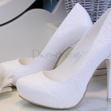 ecac39858 Свадебные туфли 2016 года — обзор новинок от «Pion-decor»