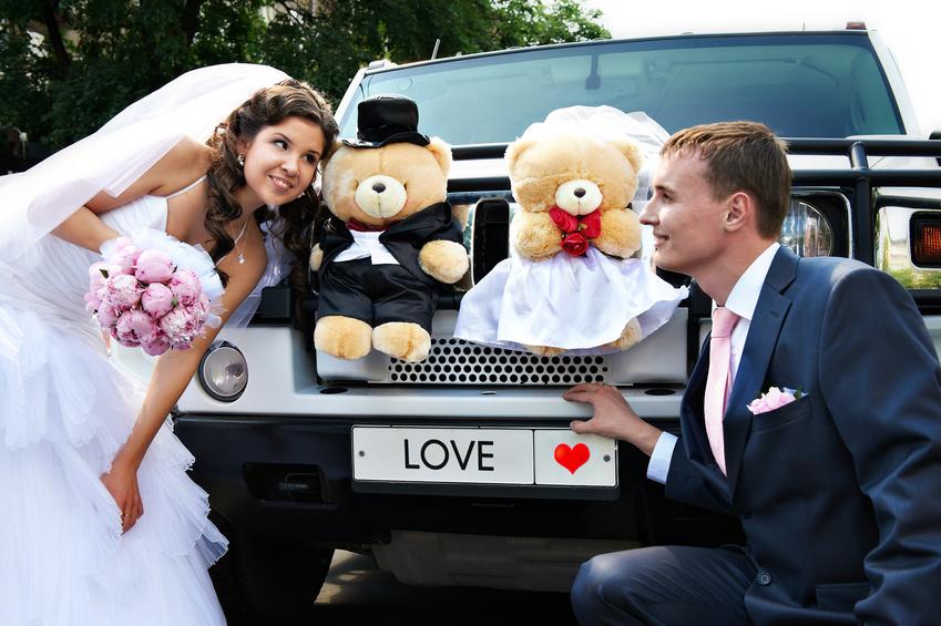 Свадебные цилиндры на машину своими руками фото 915