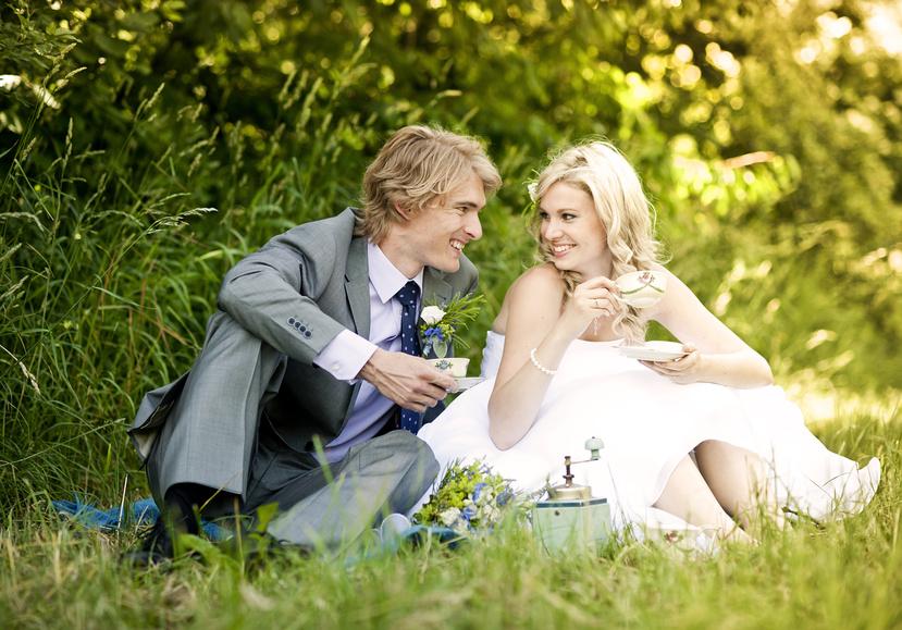 Свадебные декорации своими руками