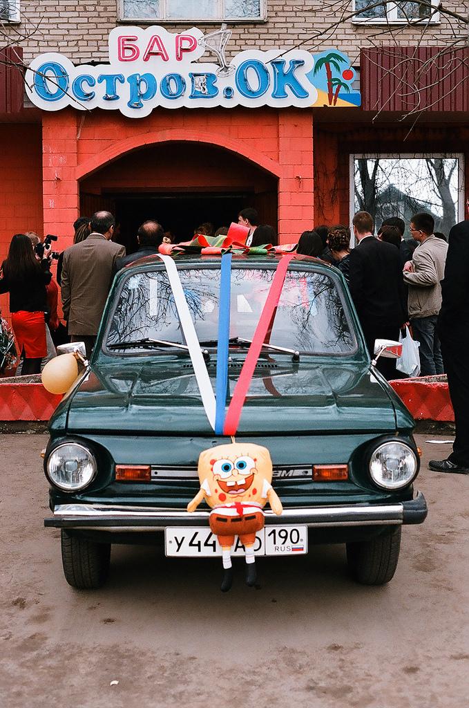 Как украсить свадебную машину своими руками - Pion-decor: http://www.pion-decor.ru/article/avto.html
