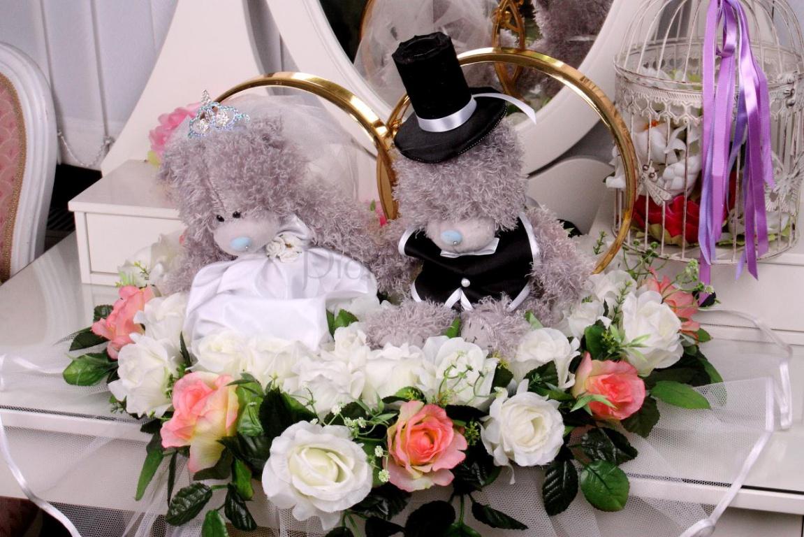 Украшения для свадебной машины, рассортированные 68