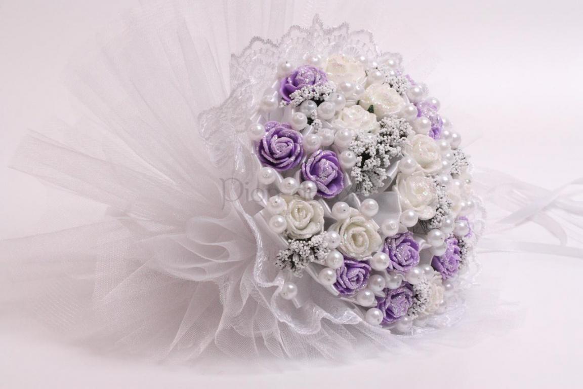 Букет невесты сделать своими руками