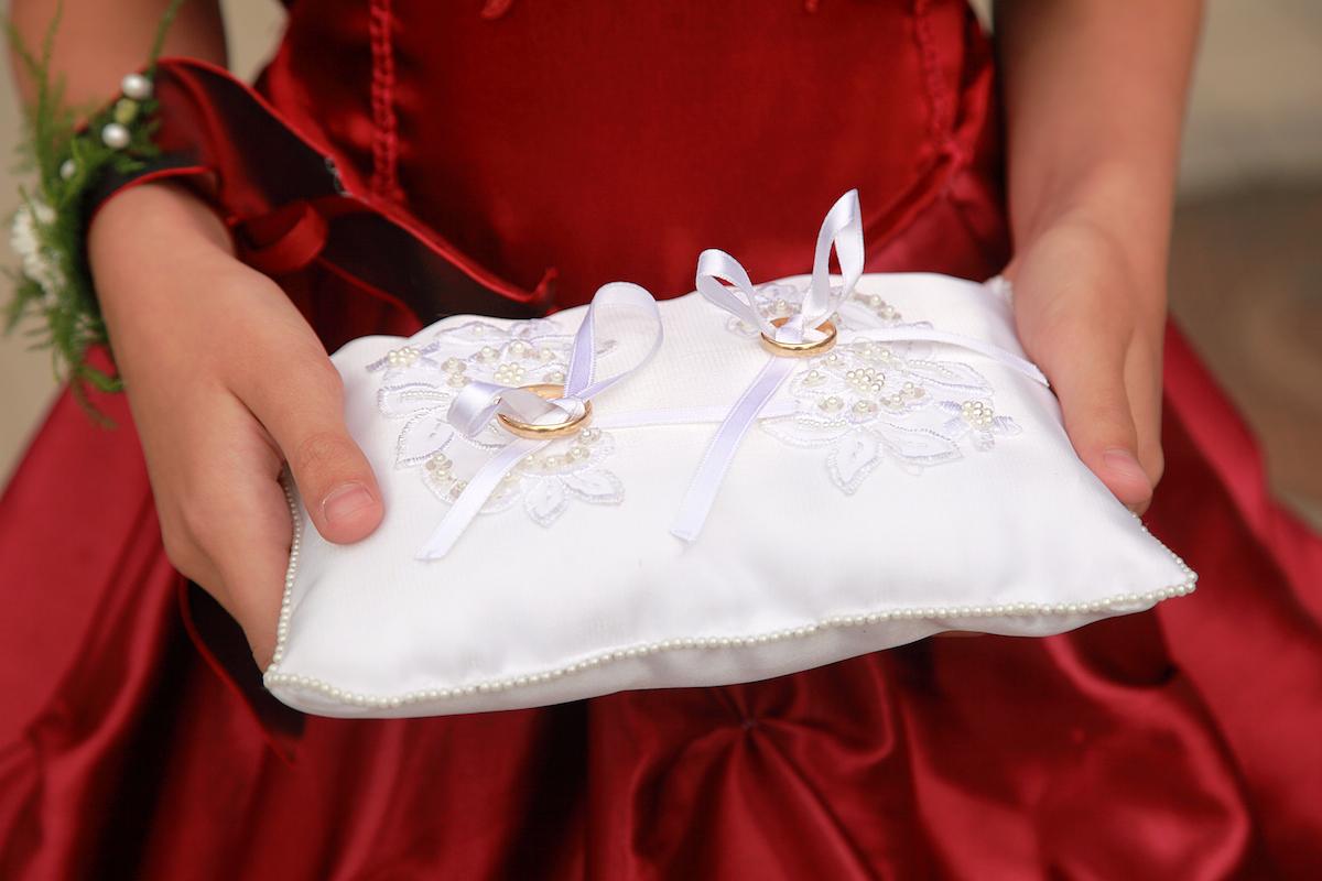 Обручальные кольца подставка своими руками