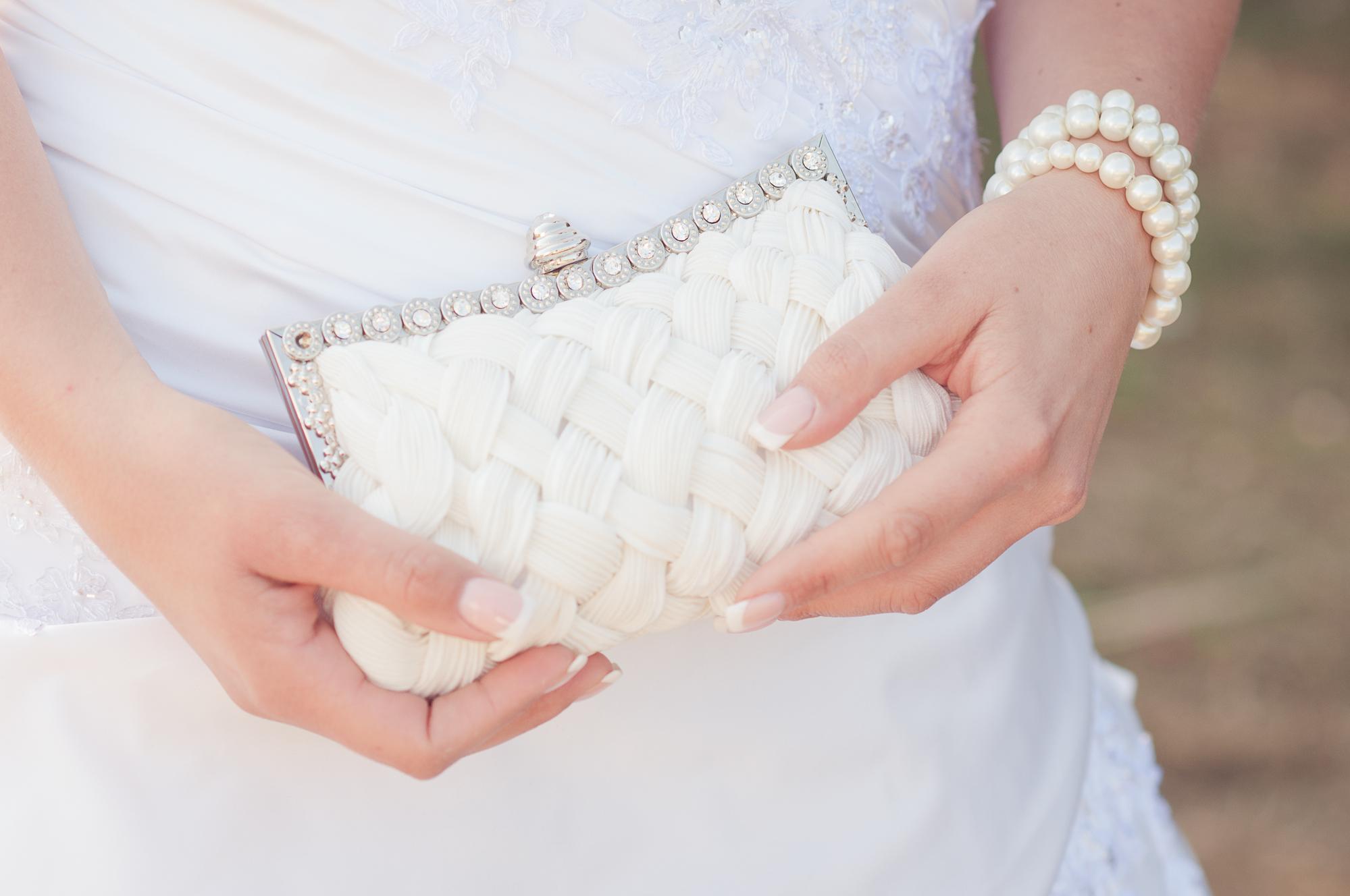 Сумки для невест своими руками