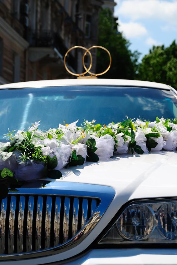 Свадебные кольца для машины своими руками
