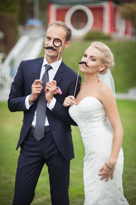 Идеи для фотосессии свадебной летом