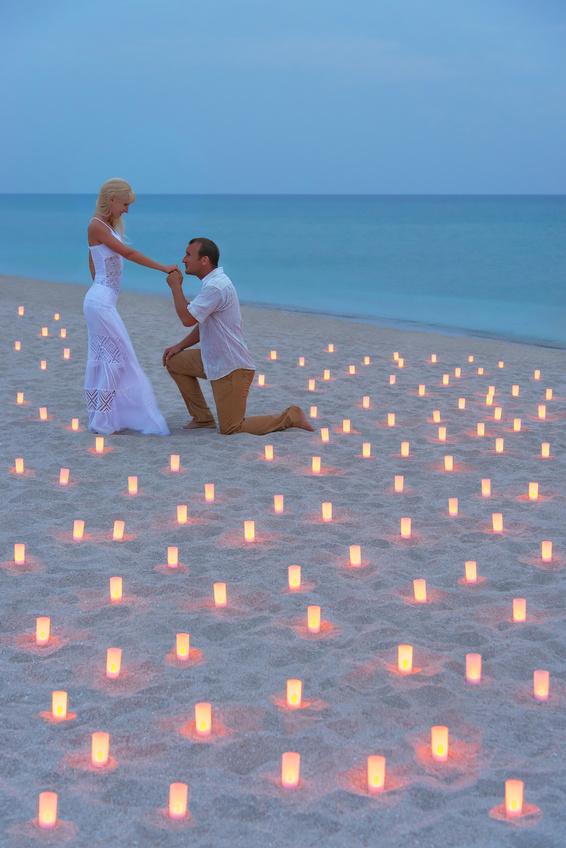 Романтические аксессуары для свадебной фотосессии