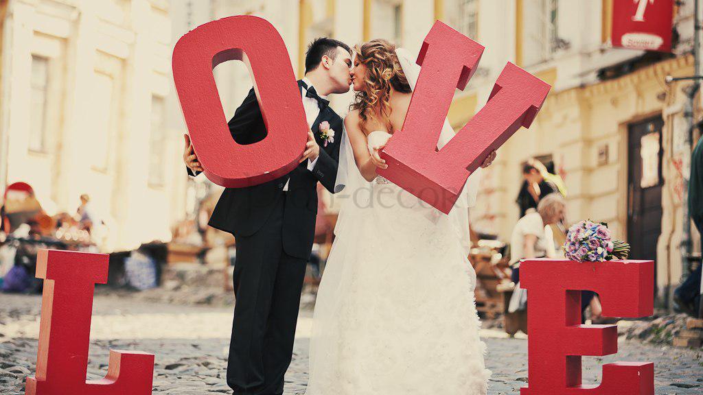 Свадебные надписи для фотосессии